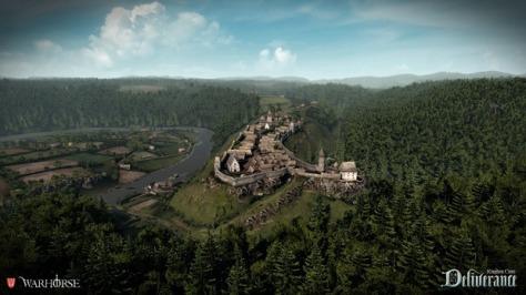 중세 오픈 월드 RPG 《킹덤 컴: 딜리버런스》 킥스타터 시작