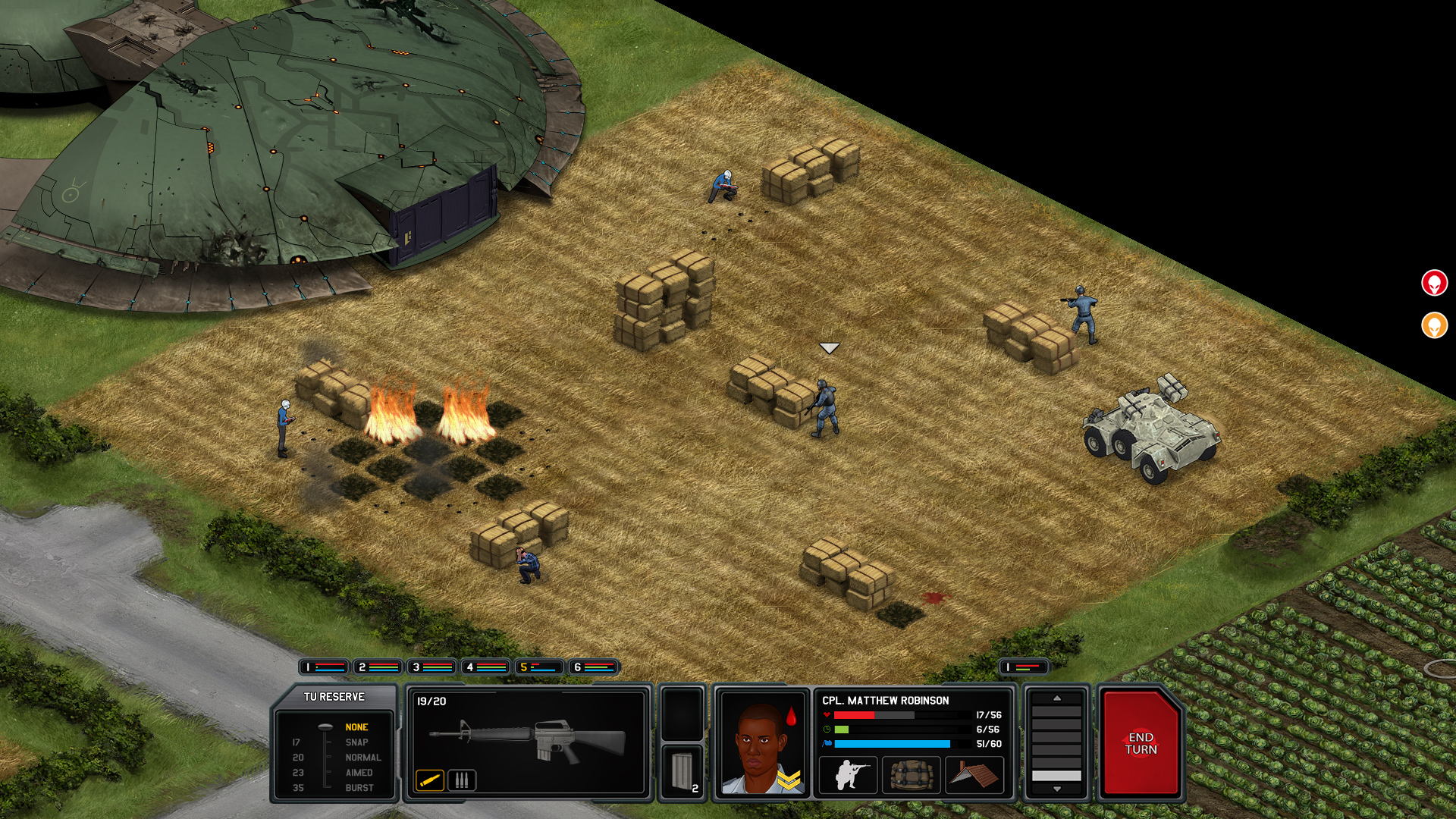 Xenonauts is a turnbased science fiction video game developed and published as the maiden title of Londonbased independent game studio Goldhawk Interactive Inspired by the 1994 game UFO Enemy Unknown Called XCOM UFO Defense in North America gameplay involves the player taking the role of the commander of a clandestine organization
