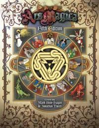 ars-magica-5th-core