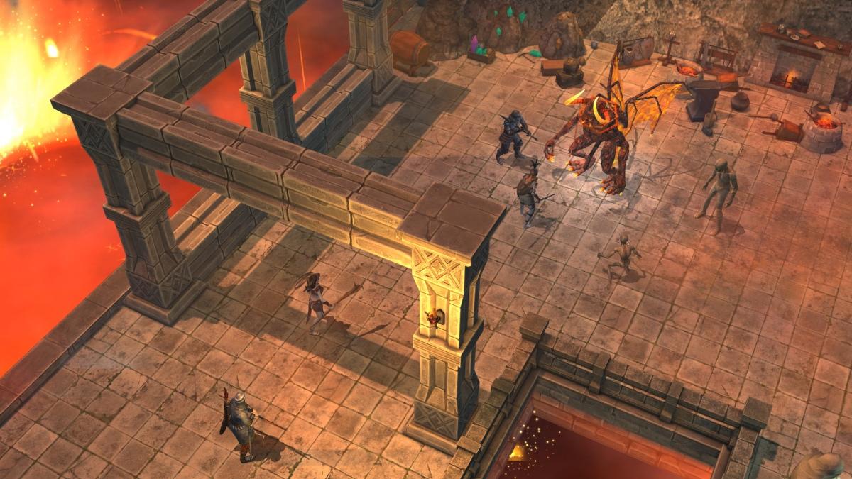 어둠이 다가온다...턴제 전략/로그라이크 RPG 《더 스톰 가드》 출시
