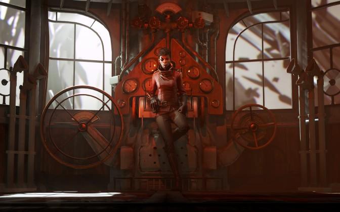 《디스아너드: 데스 오브 디 아웃사이더》 출시